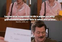 Quotes - tv series - parks & recreation