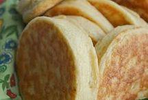 Food - Bread & pancakes