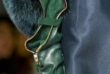 Belts,scarves and gloves