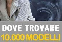1000 modelli maglia