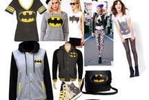 Batman kıyafetleri