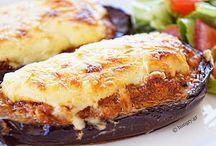 Λαδερά/λαχανικά φαγητά/vegetable dishes