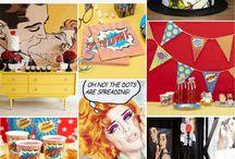 pop art party