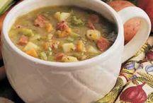 Soups!! / by Carol Blanchard