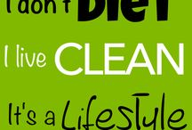 Clean Living / #Green #cleaneating #cleanliving