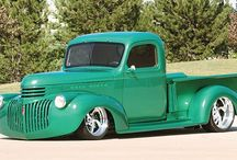 41 - 46 Chevy Trucks