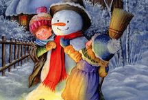 Iarna - imagini ☃️