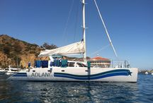 Catalina Overnight Trip / Aolani Catamaran Sailing offers Catalina Overnight Trips. http://www.aolani.cc/charter-options/catalina-overnight-trip/  Contact us today for more information!  Minimum of 1 night/2 days.  Travel from San Diego Bay to Avalon Harbor or Dana Point to Avalon Harbor.