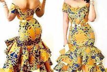 Afrikaanse fashion