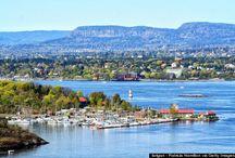 Oslo & ålesund / September 2014 we'll be going to visit my dear ladies' Circle friend Gunn in ålesund