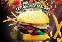 Hamburguesas    Burgers