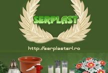 Articole Serplast, articole funerare