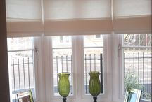 Bay window dressing