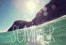 Endless Summer / by Ch3r1st1an F4n3n3