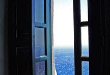 Door & window view