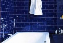 Bathroom * Dark Blue