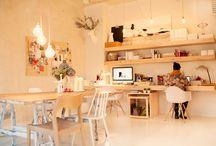 Craft Room / Ateliês, estúdios e craft rooms