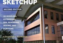 Book Sketchup Modeling Architecture