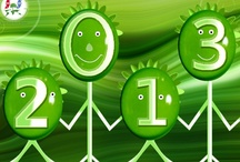 Save And Save Green / Let's make this 2013 a green year.