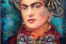 Art - Frida, Diego