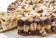 recepten - taart zonder bakken