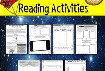 Literacy activities - rauemi
