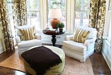 future living room / by Jennifer Buckley