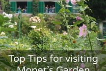 :::Road Trip: Monet's Giverny::: / Following the footsteps of Impressionist painter Claude Monet to Giverny, France, where he painted his famous water lilies.