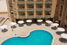 فندق سي فيو, الأسكندرية بمصر / يقع على بعد 23 كم من مطار برج العرب الدولى