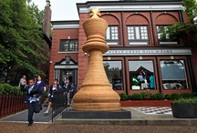 World's Largest Chess Piece / We want to keep track of re-pins of the World's Largest Chess Piece! If you have any cool pictures with it, send them our way!