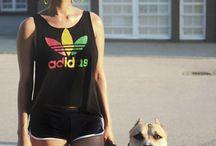 Adidas a zwierzęta