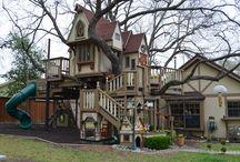 tree house dreams / by Charlotte Nilsson Memmott