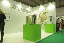 Soda Stream / #exponymo #booth #exhibitor #exhibition #design