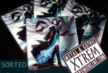 Sorteos de www.xtremonline.com / Sorteos y concursos de XTREM. Tienda online gótica, alternativa y heavy metal.