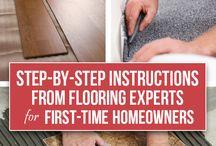 Flooring DIY (For the brave)