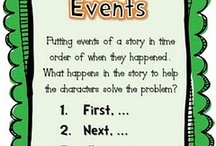 SEQUENCING of Events!  / by Katie Beebe