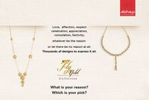Fly Gold Collection / Love, Affection, Respect, Celebration, Consolation, Appreciation, Festivity; whatever be the reason or let there be no reason at all. Thousands of designs to express it all.