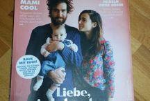 Magazine / Zwischendurch mal eine Zeitschrift! Als Mutter hat man ja wirklich viel Zeit um Magazine zu lesen. ;-)