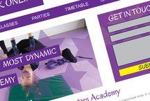 Website Design Stockport / Show casing some of our recent Website Design work for Stockport Businesses
