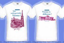 City & Travel T-Shirts by Kekeye Design / City & Travel T-Shirts