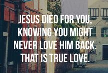 For God so loved ♥ the world.. (John 3:16)