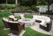 D. Blake Dunlevy | Gina Benincasa / D & A Dunlevy Landscapers, Inc. - TOP LANDSCAPE DESIGNER H&D PORTFOLIO - DC/MD/VA - http://www.handd.com/DunlevyLandscapers - As a second-generation landscape designer, Blake Dunlevy has developed a life-long understanding and a familiarity with the possibilities and challenges involved in orchestrating outdoor spaces that clients love.