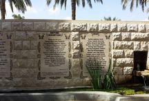 Israel - Rio Jordão / O rio Jordão (em hebraico: נהר הירדן, nehar hayarden; em árabe: nahr al-urdun) é um rio de grande importância religiosa que se situa na Palestina, formando o talvegue do Vale do Jordão, a fronteira natural entre Israel e a Jordânia. Jordão significa aquele que desce ou também lugar onde se desce (bebedouro). O rio desagua no mar Morto.