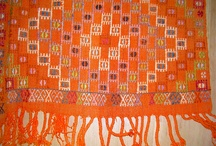 My favorite kilims - embroidered cicims / by Catherine Bayar
