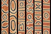 ABORIGINAL ART PATERNS Designs country