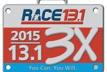 Race 13.1 Bonus Bling / Earn extra bling when you run with Race 13.1!