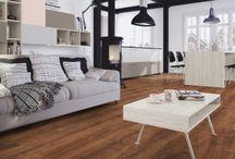 Pisos - Excellence / Excellence Son tableros perfectamente adaptados a su interior. Las uniones perfectas junto con el acabado de madera brillante le dan a su suelo un aspecto hermoso de una sola pieza.