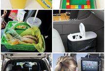 Met auto reizen handig