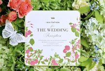 wedding paper item idea / 素敵なウェディングペーパーアイテムのアイディア集です!
