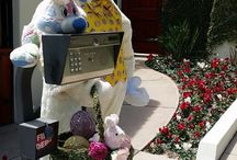 Easter Decorations & quotes